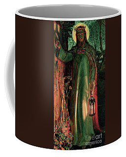 The Light Of The World Coffee Mug
