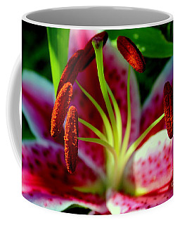 The Lily  Coffee Mug