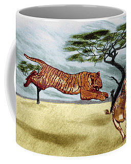 The Lunge Coffee Mug