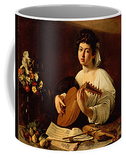 The Lute-player Coffee Mug