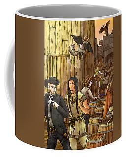 The Lynch Mob Coffee Mug by Reynold Jay