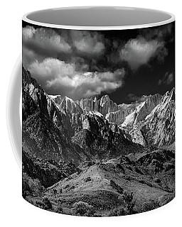 The Majestic Sierras Coffee Mug