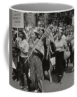 The March On Washington Coffee Mug