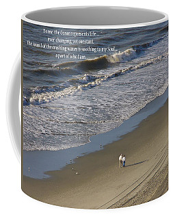 The Ocean Coffee Mug by Rhonda McDougall