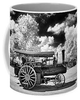 Coffee Mug featuring the photograph The Old Way Of Farming by Paul W Faust - Impressions of Light