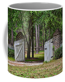 The Open Gate Coffee Mug