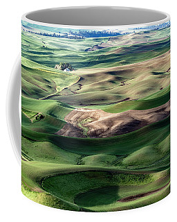 The Palouse Coffee Mug