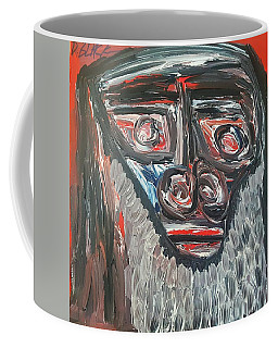 The Philosopher Coffee Mug