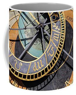 Astronomical Clock Coffee Mugs Fine Art America