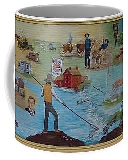 The Prosser Mural Coffee Mug