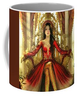 The Queen Of Westeros Coffee Mug
