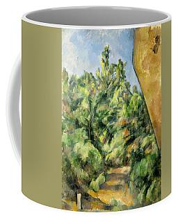 The Red Rock  Coffee Mug