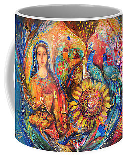 The Shabbat Queen Coffee Mug