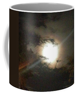 The Shining From Above.#moonlight Coffee Mug