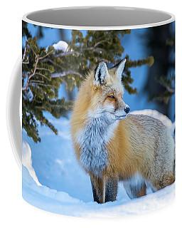 The Snow Beauty Coffee Mug