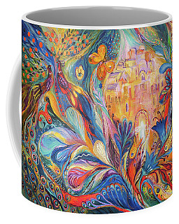 The Spirit Of Jerusalem Coffee Mug
