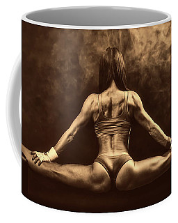 The Stretch Coffee Mug