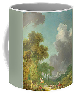 The Swing  Coffee Mug