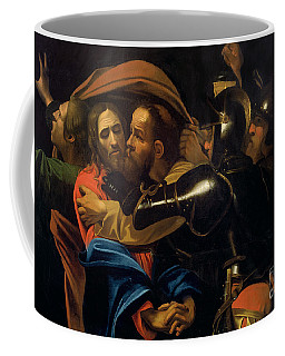 The Taking Of Christ Coffee Mug