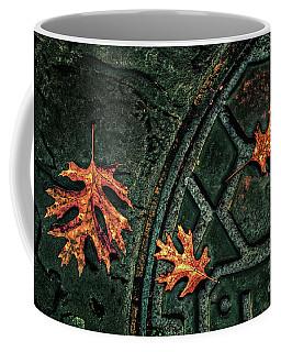 The Three Leaves Coffee Mug