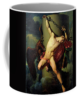 The Torture Of Prometheus Coffee Mug
