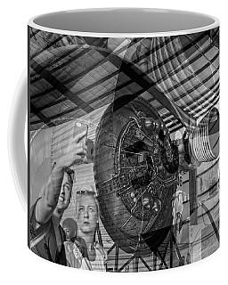 The Tourists - Houston Space Center Nasa Coffee Mug