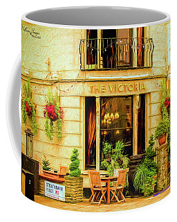 Coffee Mug featuring the photograph The Victoria by Wallaroo Images