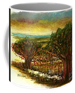 The Voices Of The Wind Coffee Mug