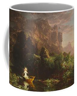 The Voyage Of Life, Childhood Coffee Mug