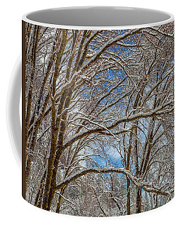 The Winter Canvas Coffee Mug