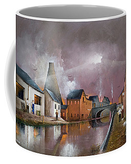 The Wordsley Cone Coffee Mug