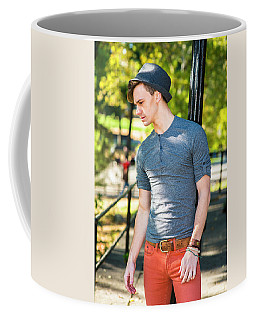Thinking Outside Coffee Mug