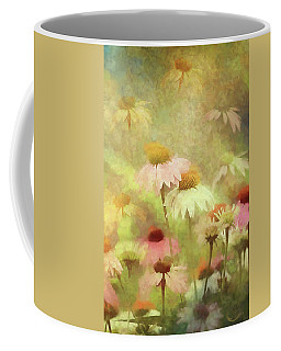 Thoughts Of Flowers Coffee Mug
