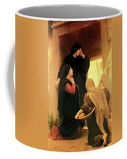 Three Marys At The Tomb Coffee Mug
