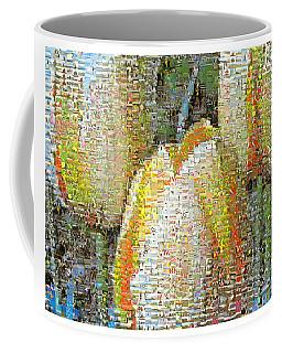 Three Yellow Tulips Coffee Mug