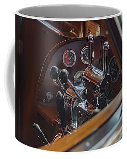 Thunderbird Helm Coffee Mug