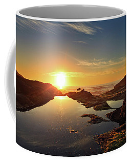 Tidal Pools Coffee Mug