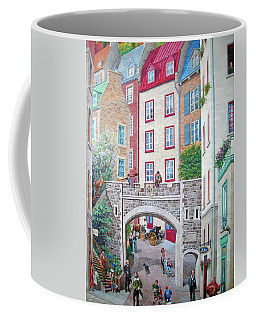 Coffee Mug featuring the photograph Time ... by Juergen Weiss