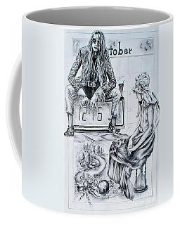 Time Between Women Coffee Mug