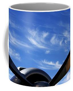 Time Flies Coffee Mug by Rhonda McDougall