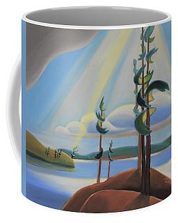 To The North Coffee Mug