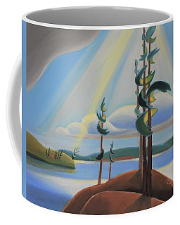 To The North Coffee Mug