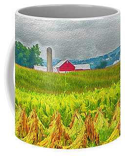 Tobacco Farm Coffee Mug