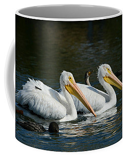 Together Again Coffee Mug