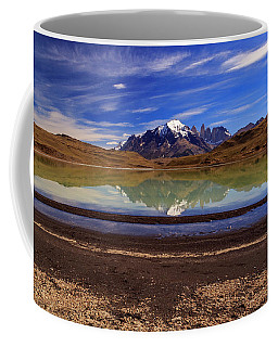Torres Del Paine 002 Coffee Mug