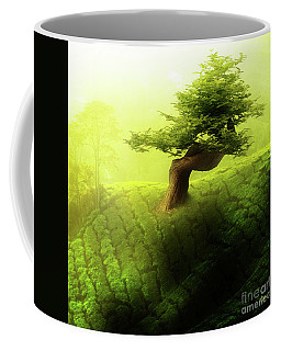 Tree Of Life Coffee Mug by Mo T