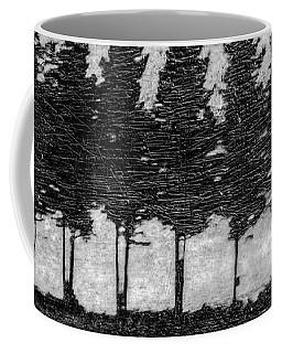 Tree Road Coffee Mug