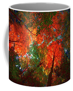 Tree Tops Coffee Mug