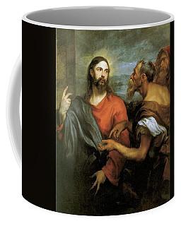 Tribute Money Coffee Mug