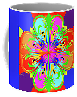 Tribute To Peter Max Coffee Mug